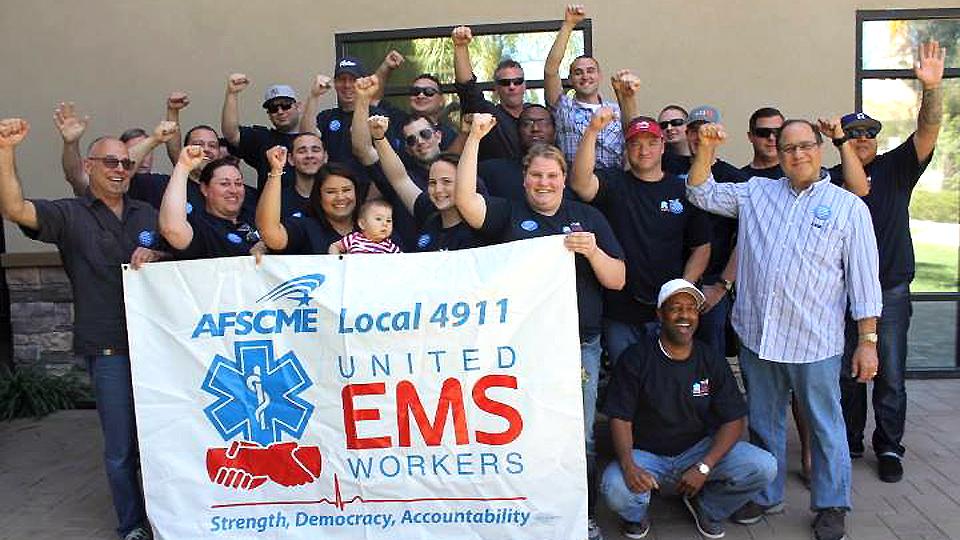 TEMs y paramédicos en Nueva Inglaterra logran un aumento salarial muy merecido