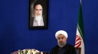 Sham elections give Iran's President Rouhani a second term