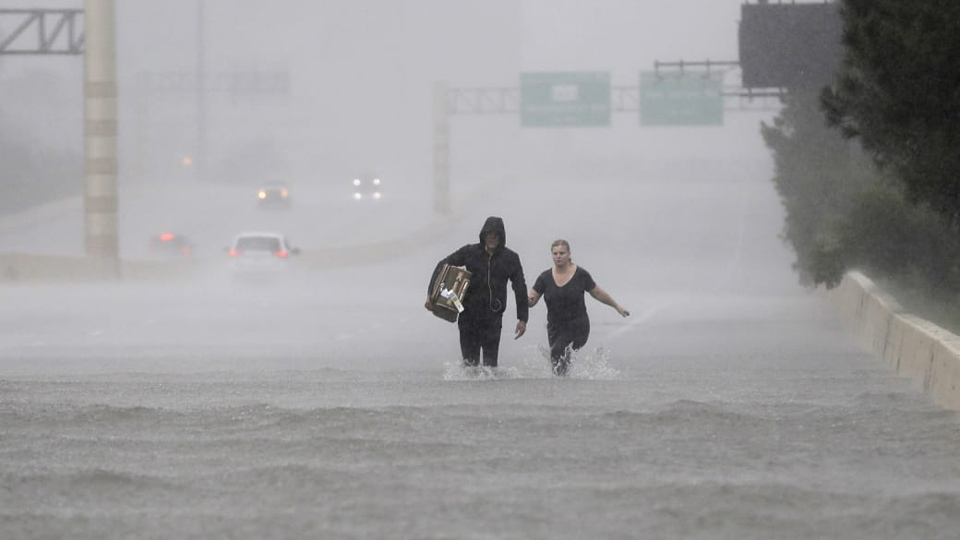 Neglected infrastructure and uncontrolled development left Houston vulnerable