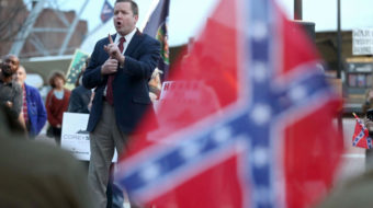 NAACP: Corey Stewart, defender of Charlottesville Confederate statues, must go