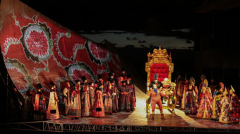"Banned in Moscow! Rimsky-Korsakov's last opera ""The Golden Cockerel"""