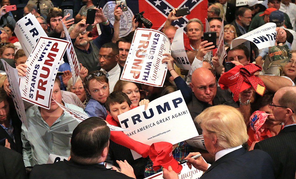 White nationalism in Trump administration: The real threat to democracy
