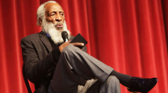 The comedian as activist: Remembering Dick Gregory