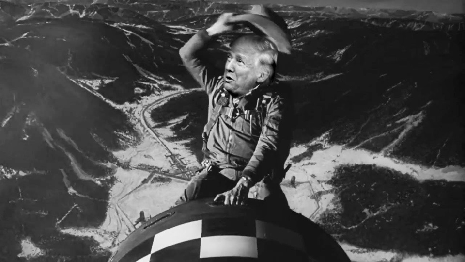 Dr. Strangelove: Alive and well in White House and Pentagon