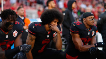 Boycotting the NFL: Colin Kaepernick and the right to resist