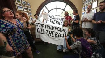 Vulnerable Republican senators face criticism for ACA repeal votes