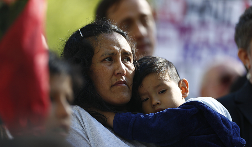 Republicans' immigration plan: A whiter America