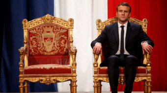 Macron on the throne: New French president takes neoliberal path
