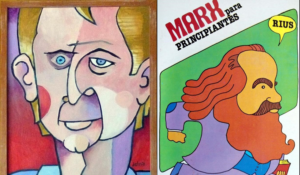 Remembering Mexican author and cartoonist Rius