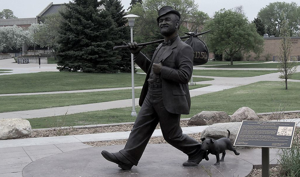 This week in history: The National Hobo Convention in Britt, Iowa