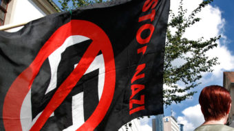From Charlottesville to Berlin, Nazis eclipsed by anti-fascist response