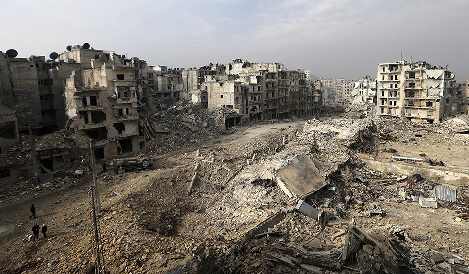 New book exposes goals behind Washington's Syria propaganda