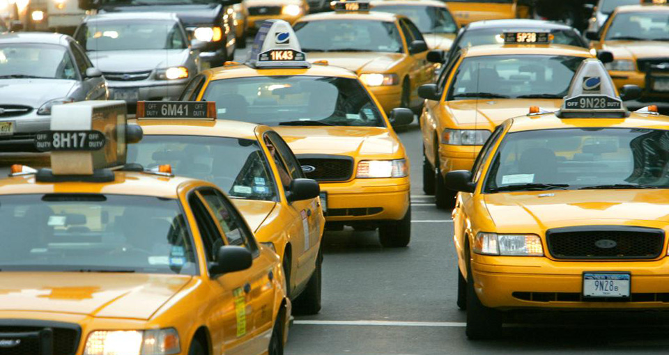 Image result for nyc taxi