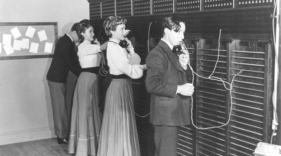 This week in history: Emma M. Nutt Day honors telephone operators