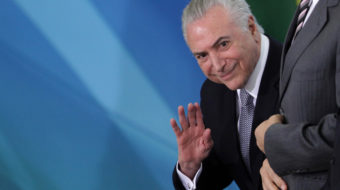 Brazilian legislators drop Temer corruption investigation, thus indicting themselves