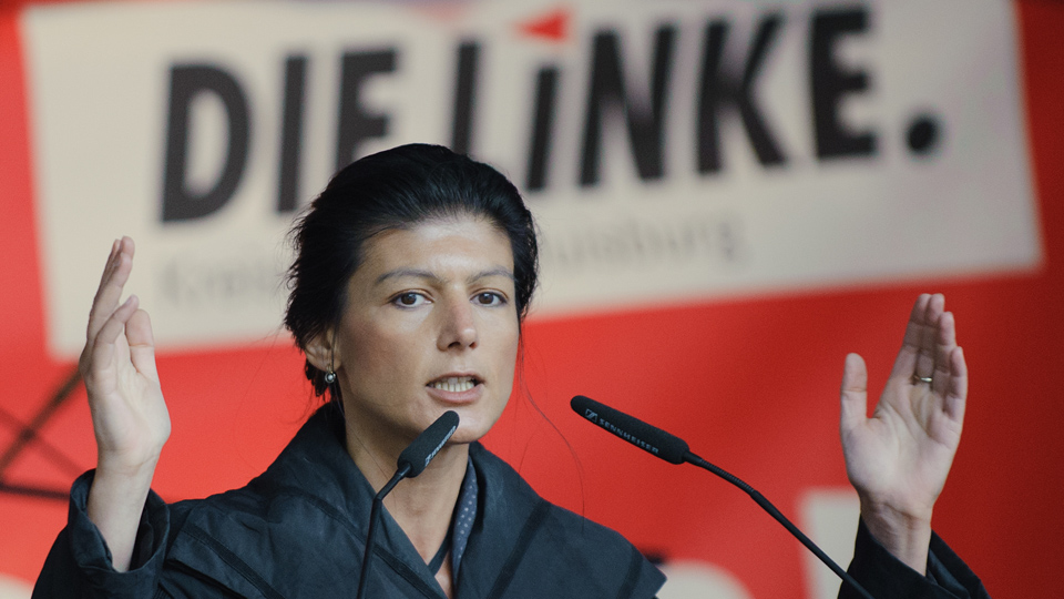 Germans head to polls, Die Linke fights to keep Nazis out
