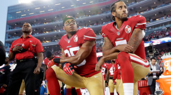 #TakeAKnee: The NFL and the fight against white supremacy