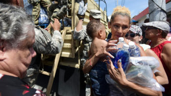 Humanitarian crisis in Puerto Rico, Trump's tweets focus on Puerto Rico's debt