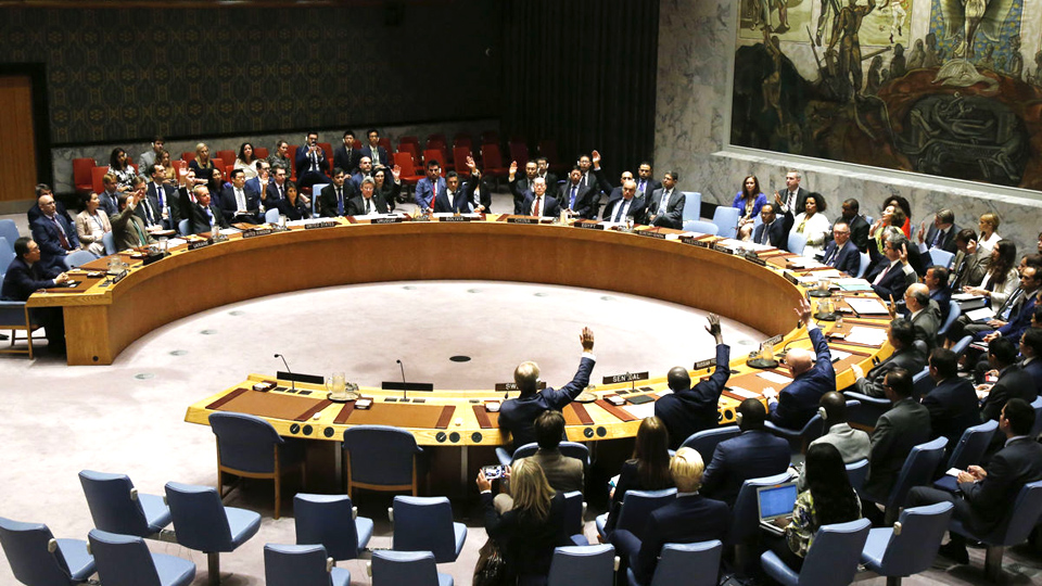 UN action, plus direct talks, the way to solve DPRK issue