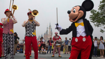 Disney workers in Orlando demand living wage