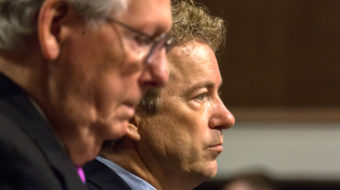 Republican Senate leadership unable to scuttle debate on U.S. wars
