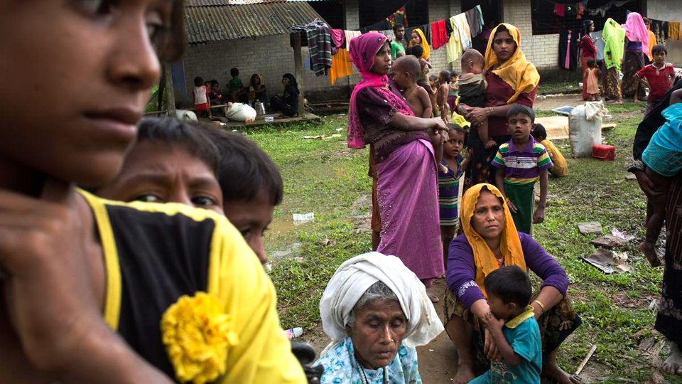 Ethnic cleansing in Myanmar: The genocide of the Rohingya people