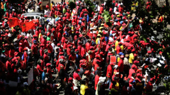 General strike in South Africa: Workers denounce corruption