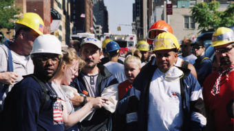 From our September 11, 2001 archives: Facing the future from Ground Zero