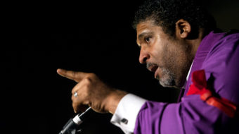 Rev. William Barber and the new Poor People's Campaign