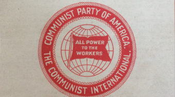 The founding of the Communist Party in America