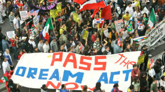 Laborers, Asian-Pacific workers urge straight Dream Act OK