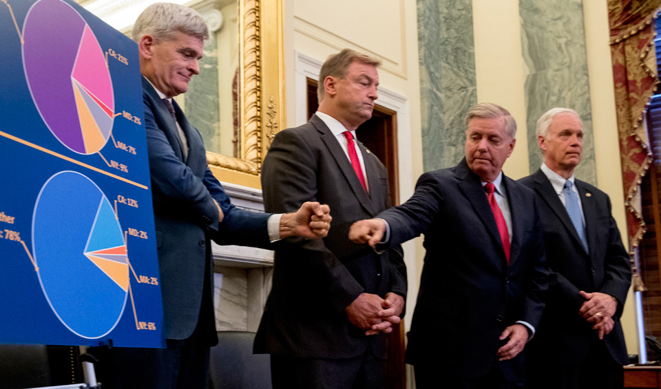 GOP's last-ditch attempt would replace ACA with block grants
