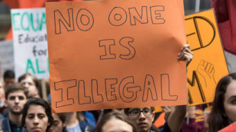 Across America, thousands hit the streets in defense of DACA