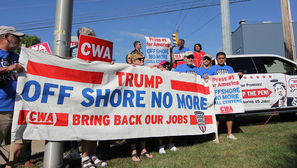 Good Jobs Nation advocates now demand Trump action