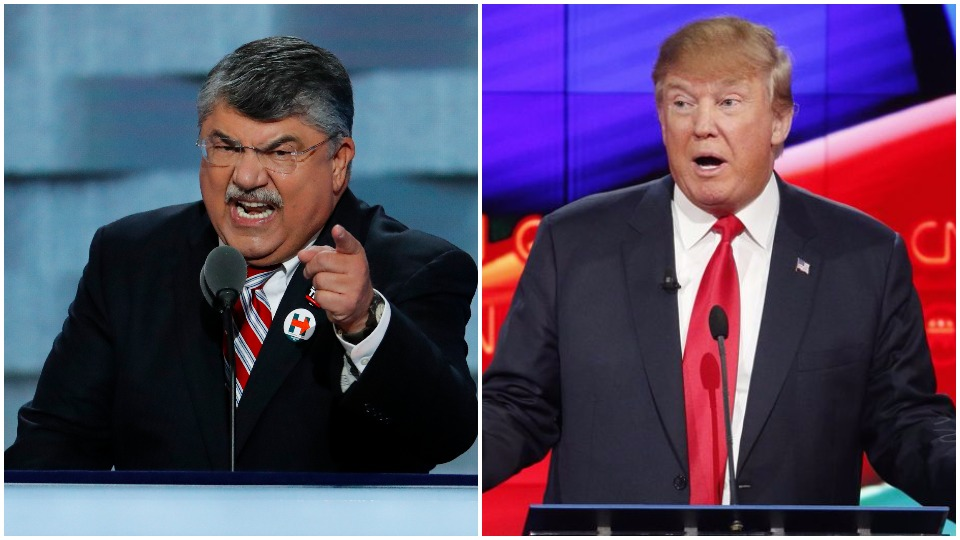 AFL-CIO leader Trumka hits Trump tax plan