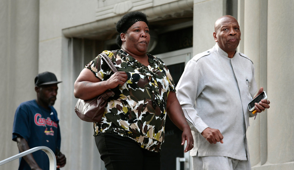 St. Louis activists, clergy pledge action if ex-cop cleared of murder