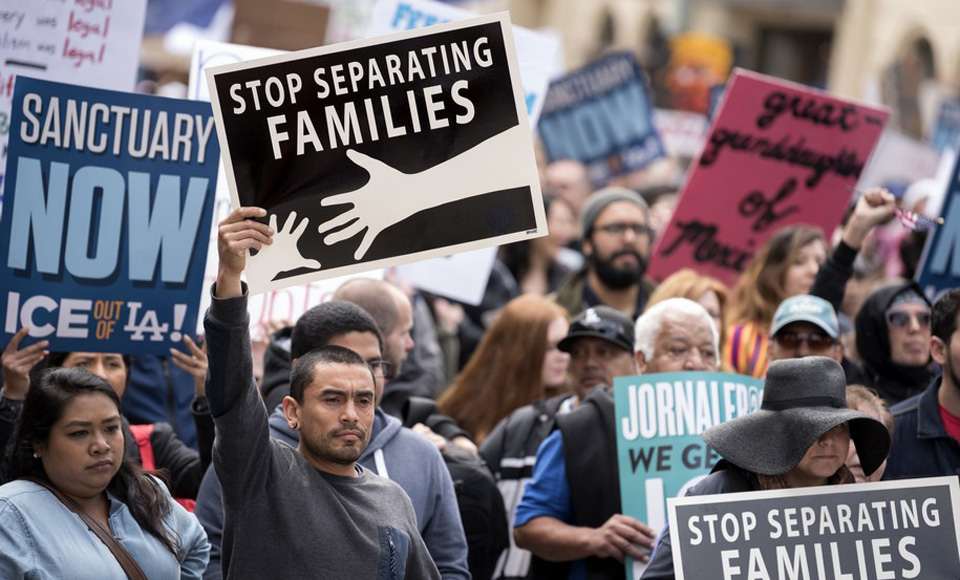 """Sanctuary State"": California legislature passes immigrant rights protections"