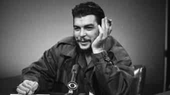 Che Guevara: Sigue vivo con la mirada en el futuro