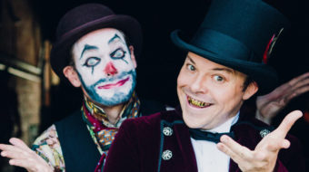 """""""Captain Greedy's Carnival"""": The P.T. Barnum musical about free market capitalism"""
