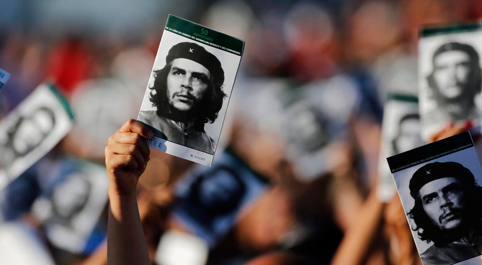 This week in history: A half-century since the death of Che Guevara
