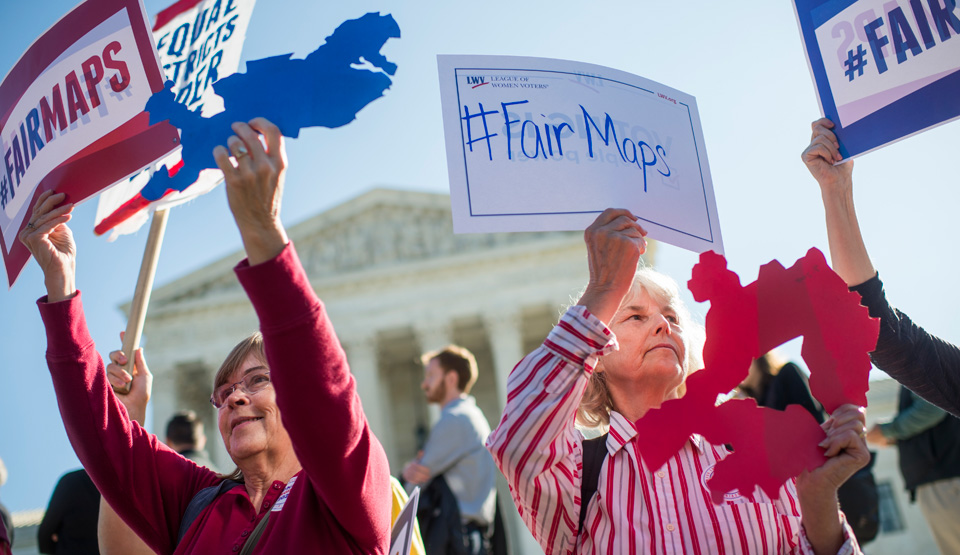 Rigged democracy: Supreme Court tackles gerrymandering