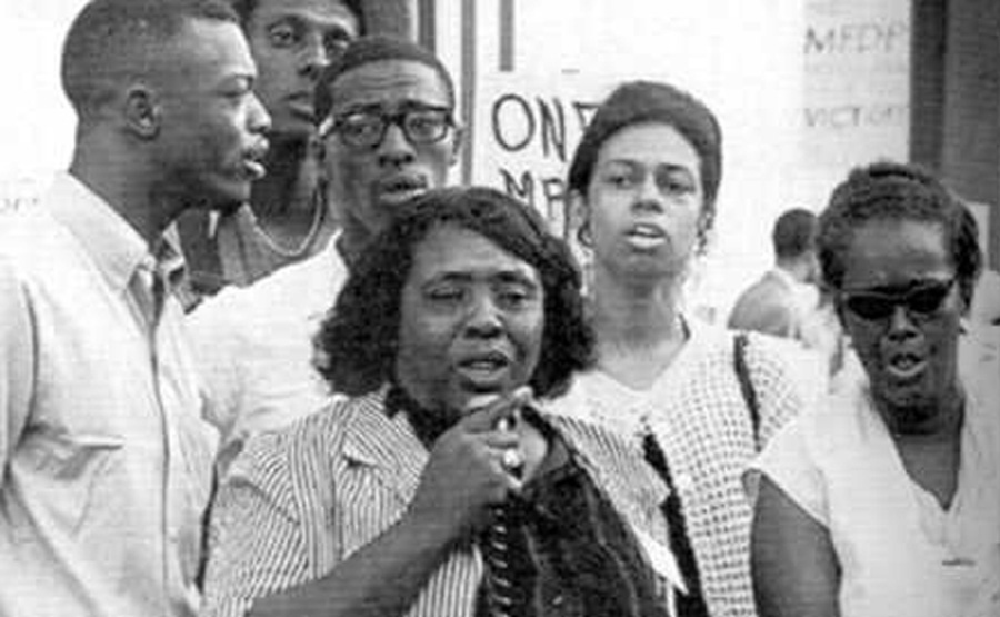 Today in women's history: Long live Fannie Lou Hamer