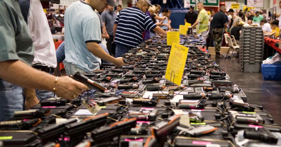 As death toll climbs, gun company profits soar