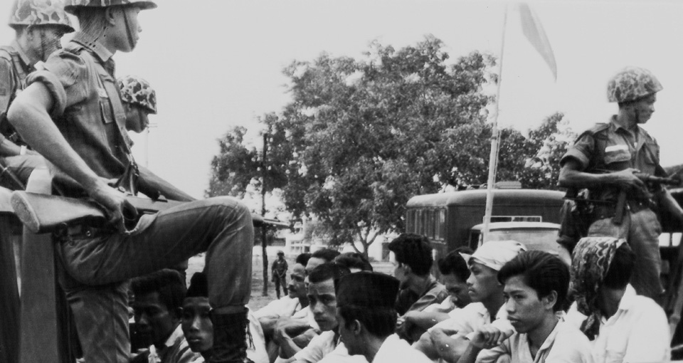 Declassified files expose U.S. support for 1965 Indonesia slaughter