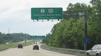 Battle lines drawn over Confederate-named highway in northern Virginia