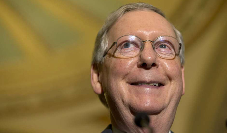Senate paving the way for big tax cut for the rich
