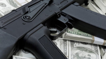 Investing in tragedy: The political economy of mass shootings