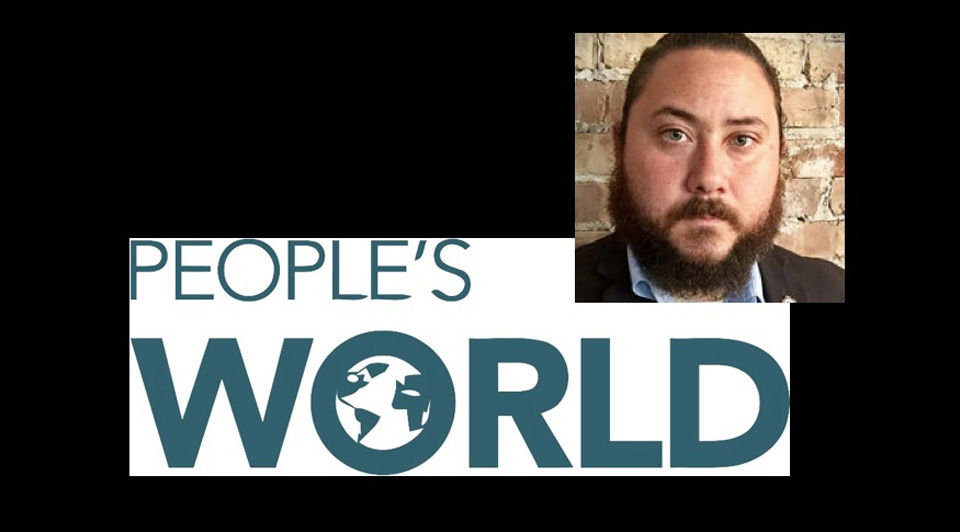 People's World reporter arrested while covering St. Louis protests