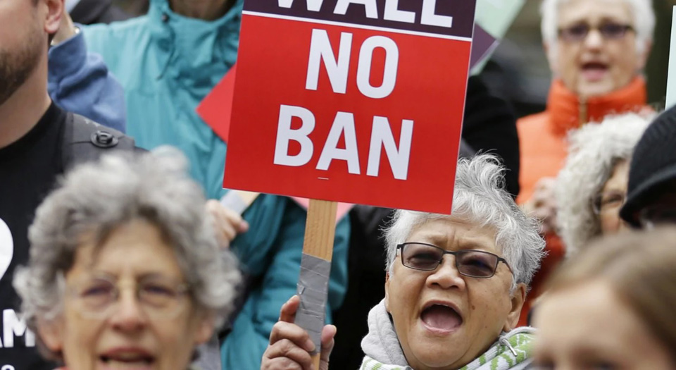 Supreme Court dismisses case against Trump's travel ban