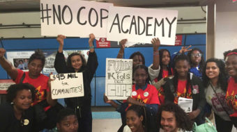 Chicago mayor quietly pushes for $95m police academy